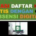 Aplikasi Daftar Kelas Otomatis Dengan Grafik Absensi Digital Terbaru