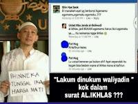 "Publik Kini Semakin Tahu Siapa ""Ustadz Palsu"" Abu Janda Ternyat Pendukung Ahok"