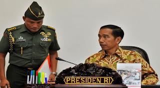 Presiden Republik Indonesia Sampaikan Ucapan Duka Atas Jatuhnya Helikopter TNI Angkatan Darat di Kawasan Malinau - Commando