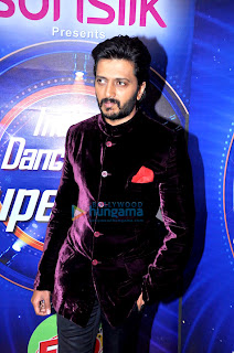Celbs On the Sets of 'India's Dancing Superstar'
