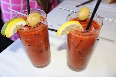 Moshulu Brunch - Bloody Mary