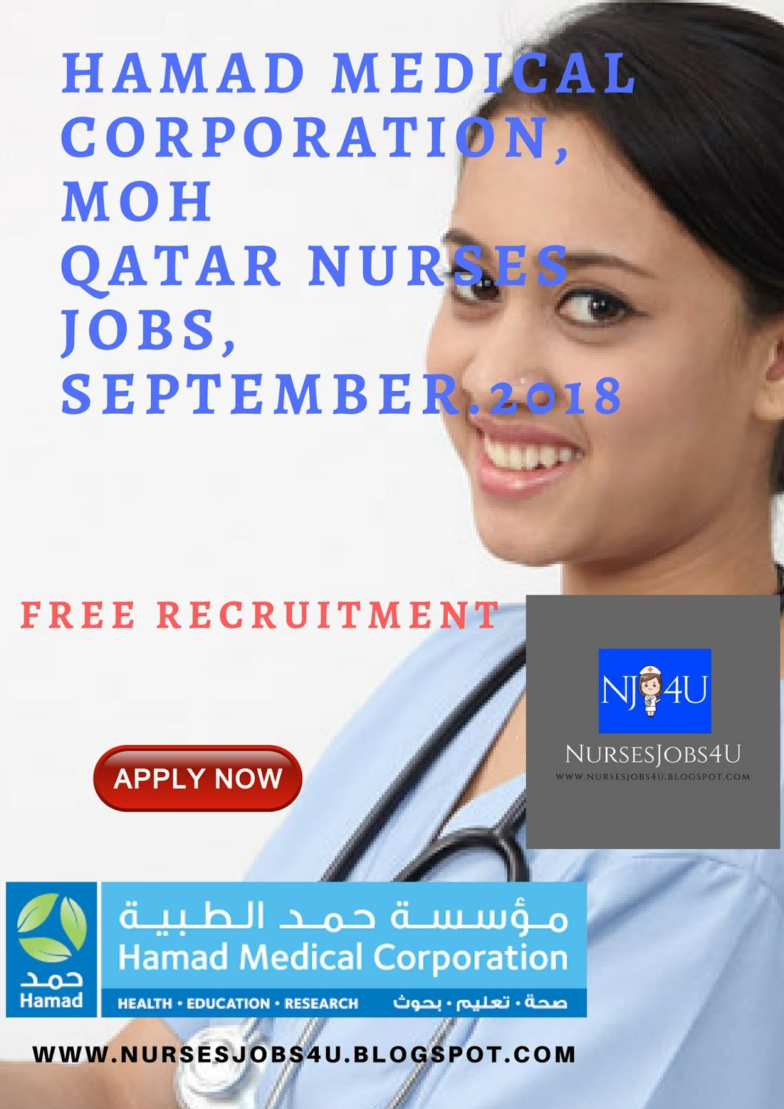 nursesjobs4u: HAMAD MEDICAL CORPORATION,MOH QATAR NURSES