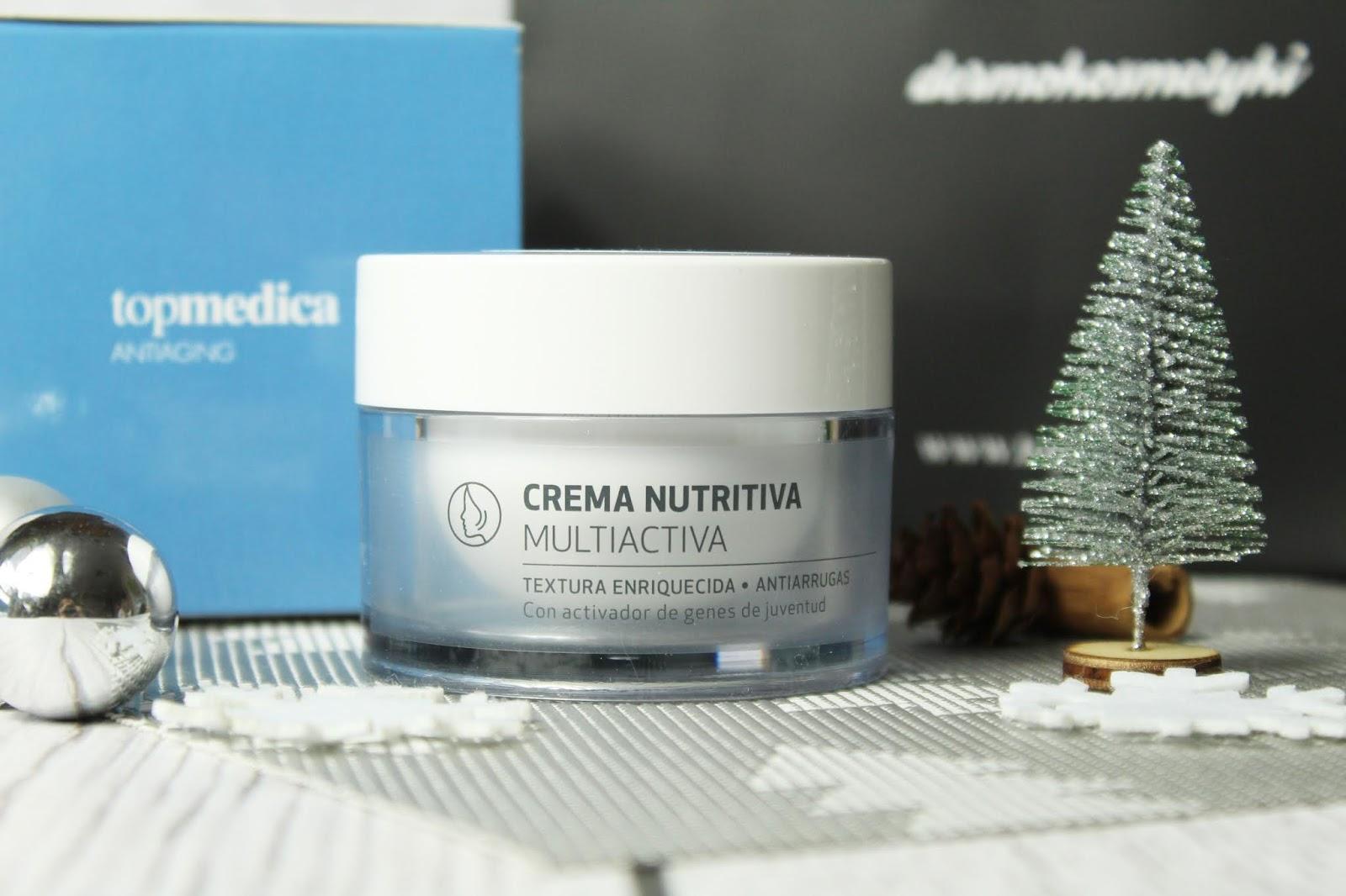 Crema Nutritiva Multiactiva Krem Odżywczy Multiaktywny topmedica