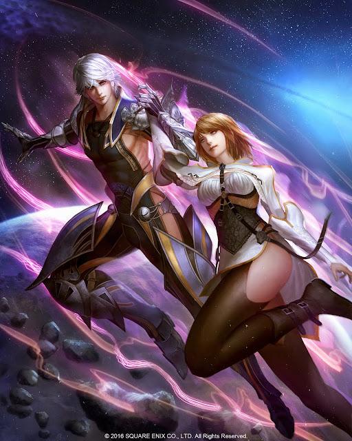 mobius final fantasy; victorbang
