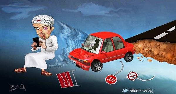"""افتتاح معرض """"كاريكاتير من مصر والسعودية"""" مساء اليوم"""