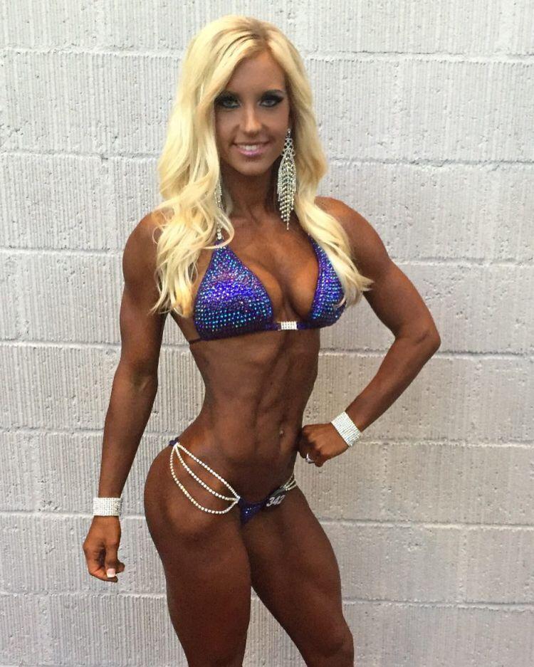 Bikini Competitor Rachel Vera Shimon