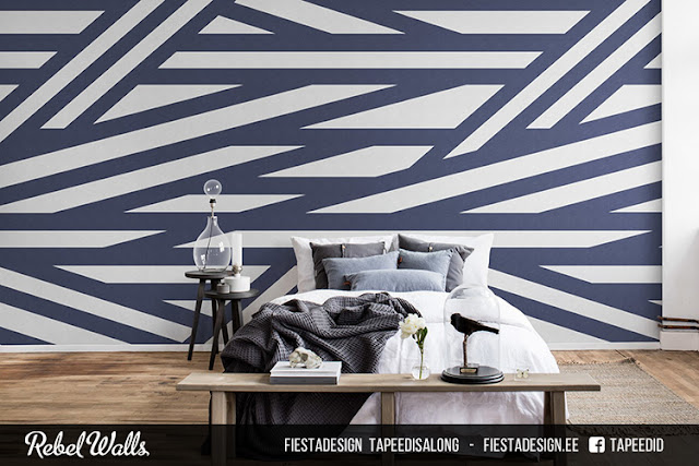 Pilttapeet Rebel Walls - R15141 Sailor`s Sea