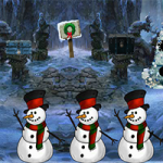 AngelEscape Christmas Santa Escape Walkthrough
