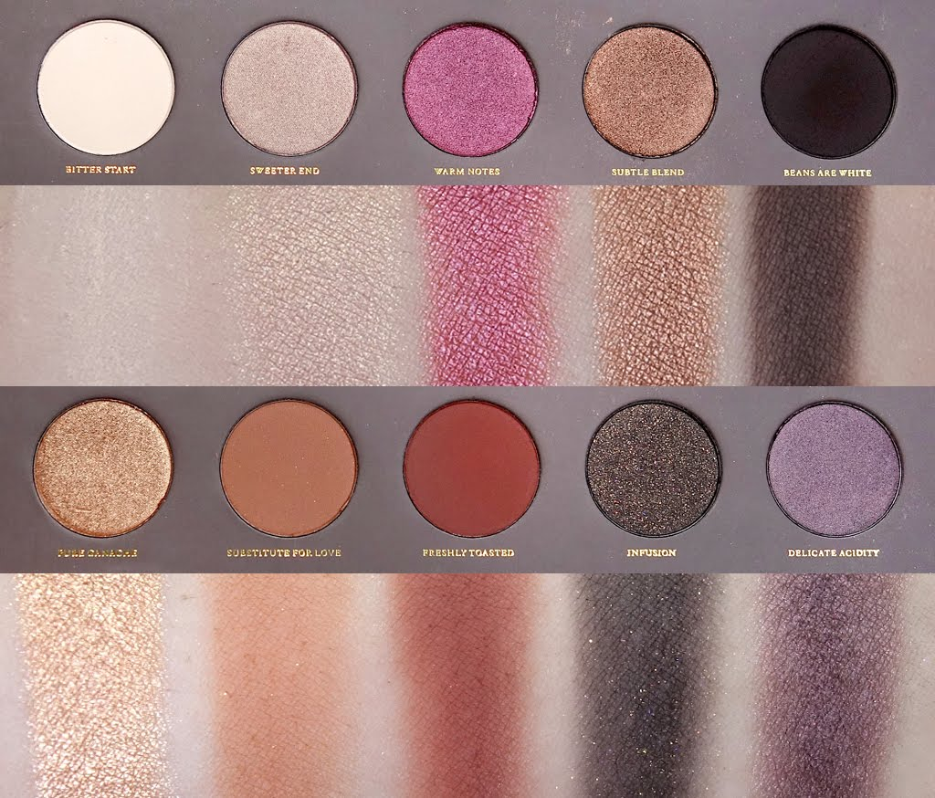 Cocoa Blend Eyeshadow Palette by zoeva #8