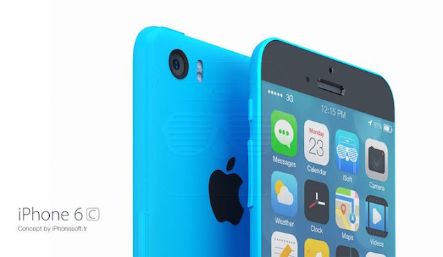 There will be no iPhone 6c this year