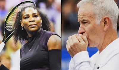 Serena Williams, John McEnroe, Alexis Ohanian, Tennis, Sports, Snapchat, US Open (tennis), News,