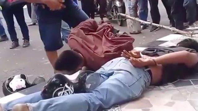 Polisi Amankan Pelaku 'Main Hakim' di Kampus Unimed, Stefan dan Fernando Tewas usai Digebuki Massa