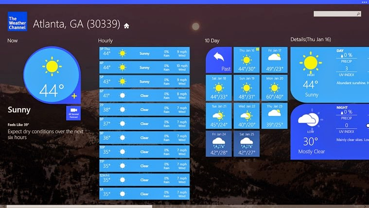remove ads by the weather channel app en solucionavirus com