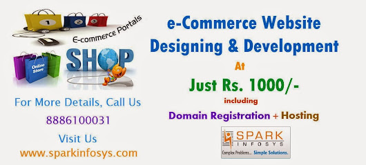 Start E-Commerce Website @ Just Rs.1000/- Only