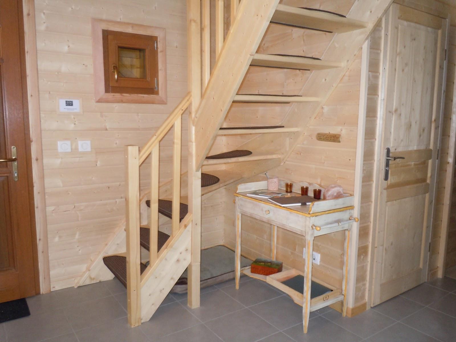Wc Sous Escalier Feng Shui chalet le petit nid zen : esprit feng shui