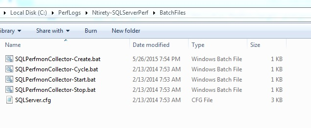 Configuring a Perfmon Collector for SQL Server - SQLServerCentral