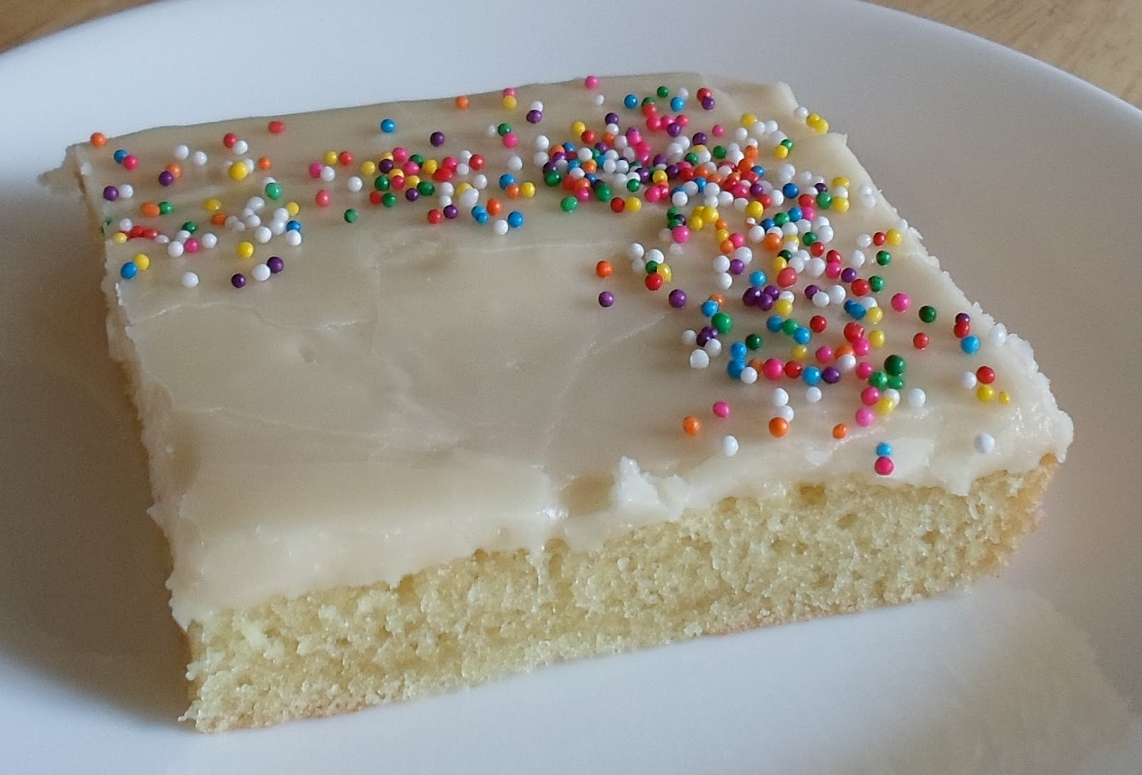 Recipes For Large Sheet Cakes