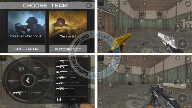 Counter Strike MOD Point Blank APK Terbaru Android