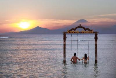 Ombak Sunset - 3H2M Honeymoon Lombok