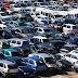 Começam visitas presenciais para leilão de 900 veículos