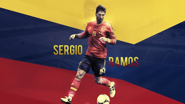Sergio Ramos 2018 Wallpaper