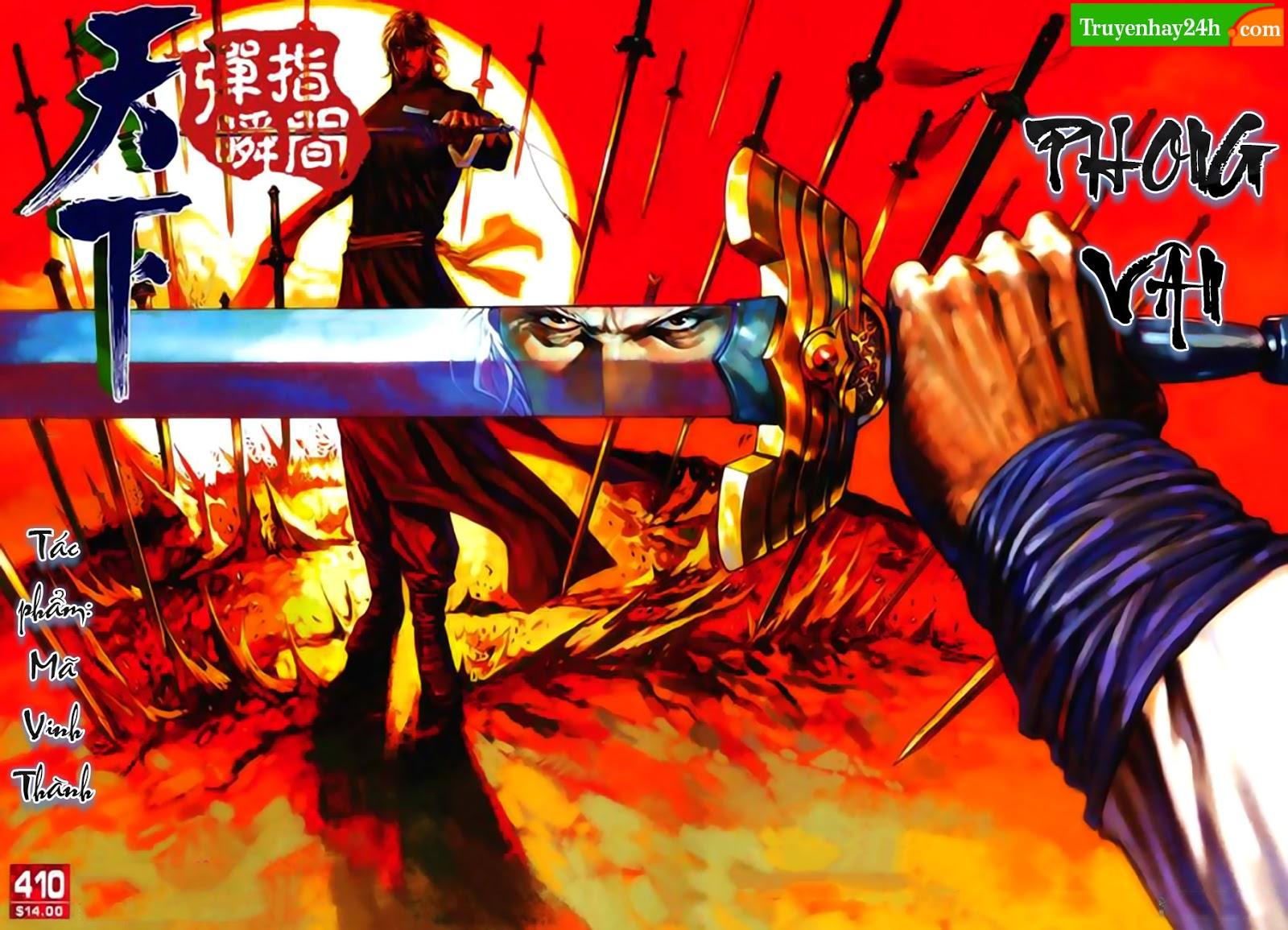 Phong Vân chap 410 Trang 1