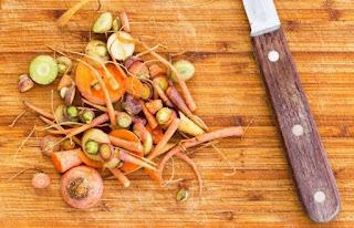 5 τρόποι να χρησιμοποιείς τα υπολείμματα τροφών