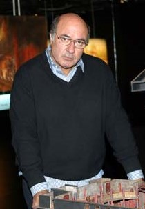 Dante Ferretti has worked in the film industry for more than 50 years