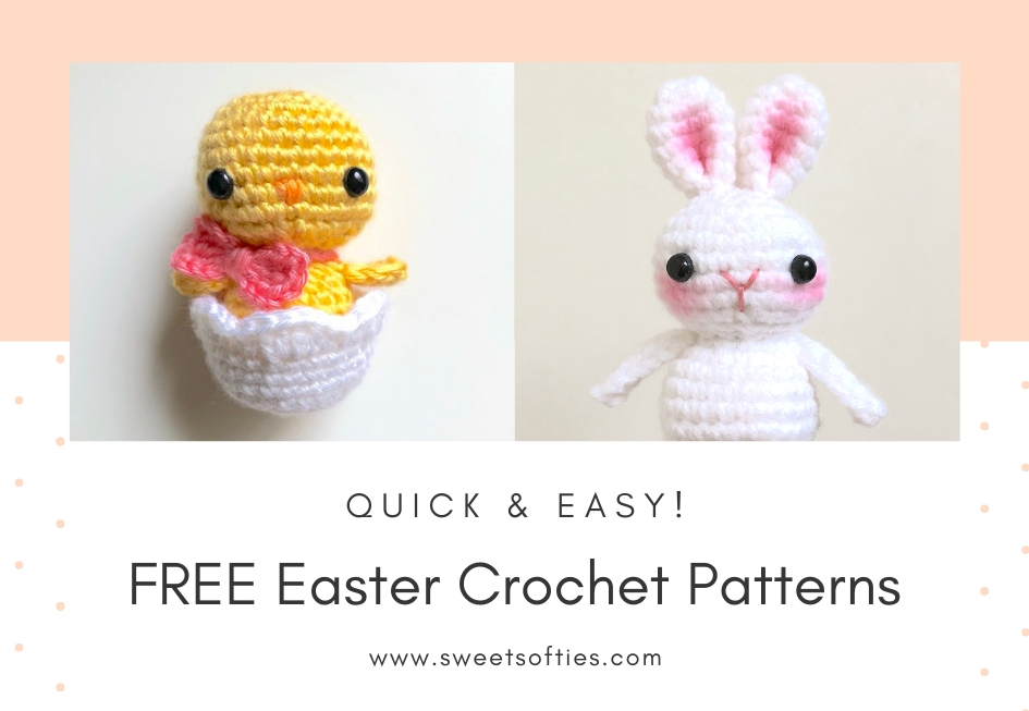 Free Easter Crochet Patterns The Best Collection   The WHOot   653x945
