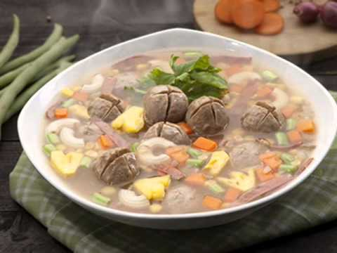 Kreasi Resep Masakan Sup Macaroni Asam Nanas Untuk Hidangan Sahur Ala Resto