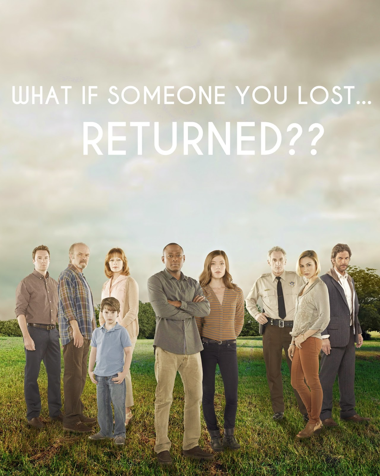 What if someone you love returned? - Resurrection