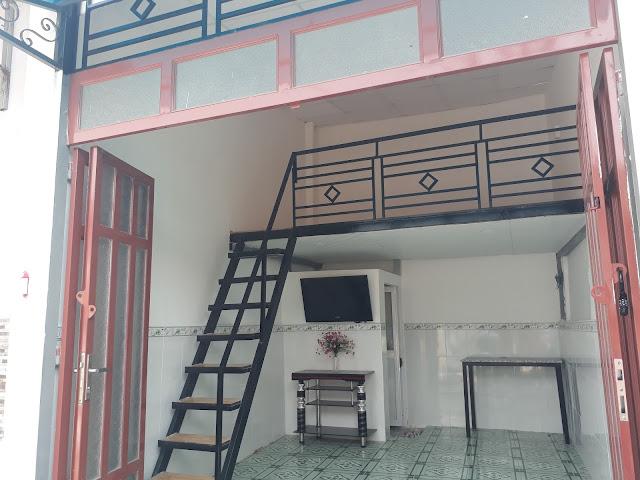 Bán nhà hẻm 2117 Phạm Thế Hiển phường 6 Quận 8 giá 480 triệu
