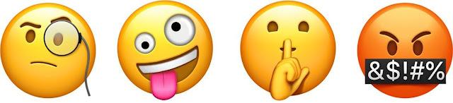 مئات الرموز التعبيرية الجديدة Emoji في iOS 11.1