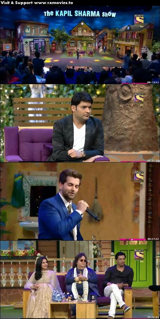 The Kapil Sharma Show 09 July 2017 HDTV 480p 250mb