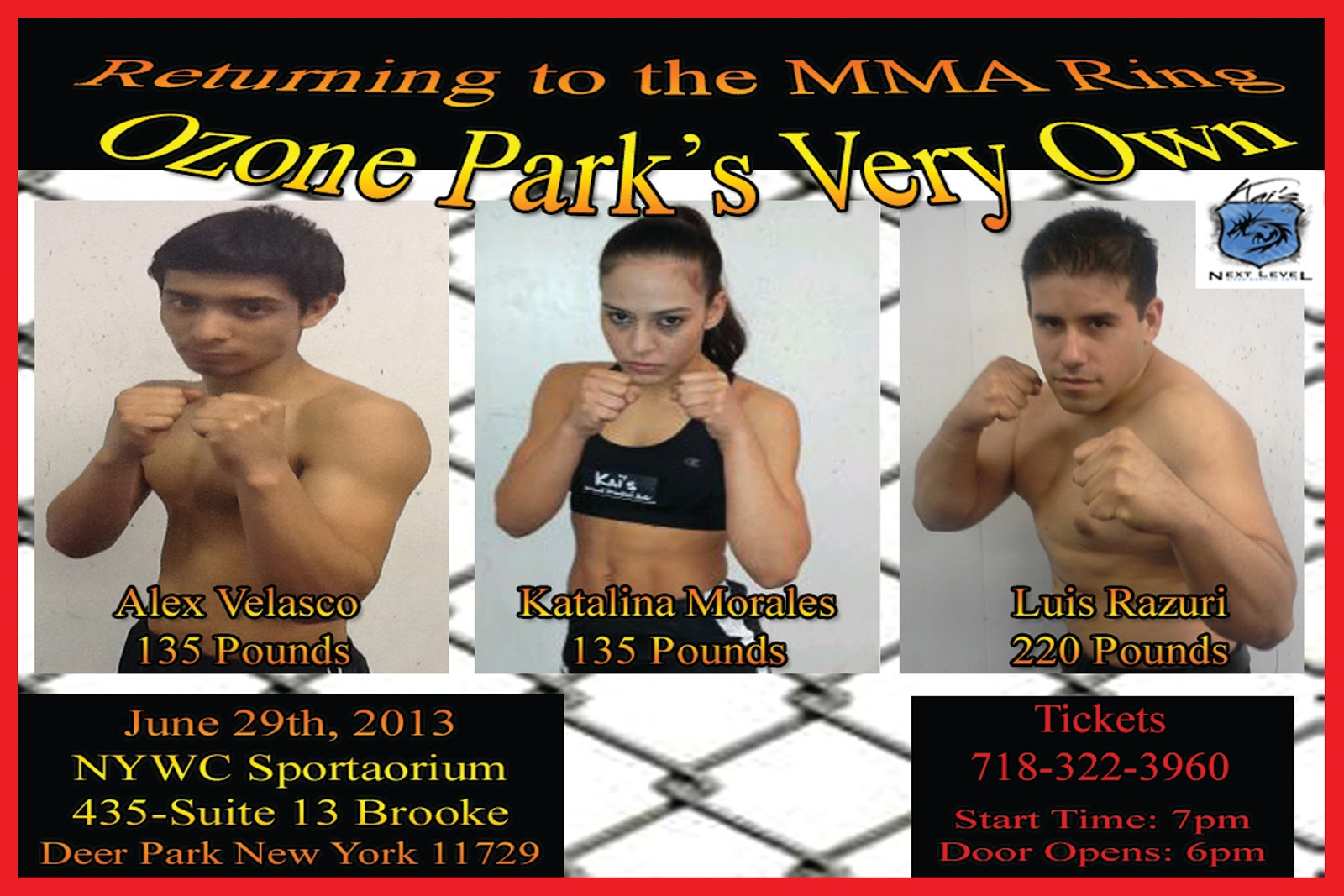 Special: MMA Ring Debuts of Kenneth Rayside, Suky Uppal