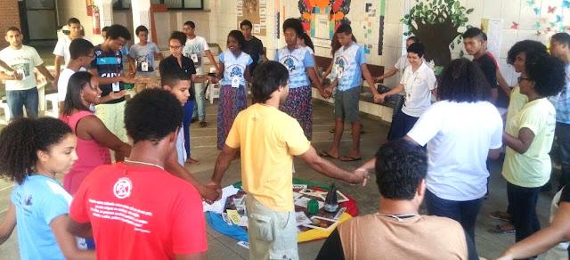 Juventude Missionária de Salvador (BA) realiza formação para jovens