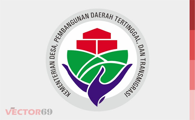 Logo Kementerian Desa, Pembangunan Daerah Tertinggal dan Transmigrasi (Kemendesa PDTT) Indonesia - Download Vector File PDF (Portable Document Format)