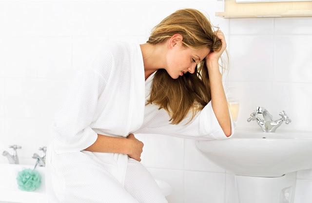 Chữa đau bụng kinh nhanh chóng