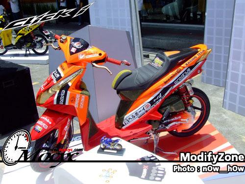 Modifikasi Honda Vario 125 PGM-FI 2013 Bag.1