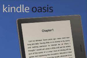 Las principales especificaciones del lector de ebooks Kindle Oasis, de Amazon