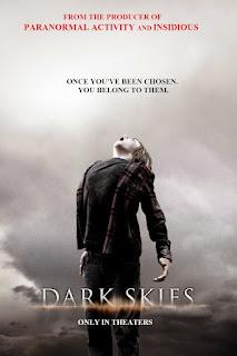 Sinopsis Film Dark Skies