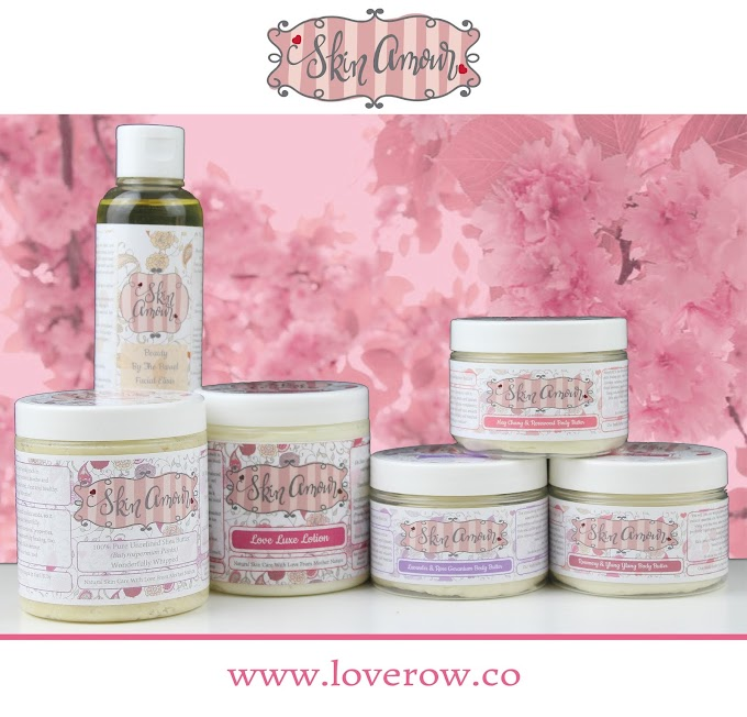 #Competition WIN WIN WIN - The Power of Love Row Naturals for your Skin and Hair