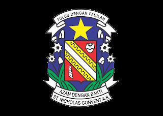 Sk convent alor setar Logo Vector