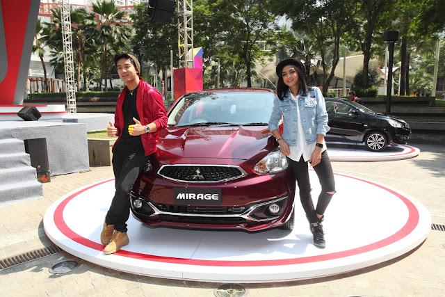 KTB Luncurkan Mitsubishi New Mirage: Eksplorasi Gayamu