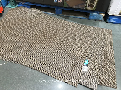 Don't let dirt into your home with the Apache Mills Manhattan Heavy Duty Entry Mat