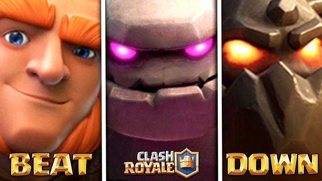 Los 3 mejores mazos beatdown para subir copas fácil y rápido Clash Royale
