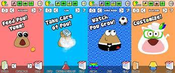POU - juegos para niños gratis
