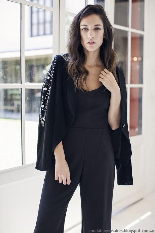 Moda invierno 2016 ropa de mujer invierno 2016 Ossira.
