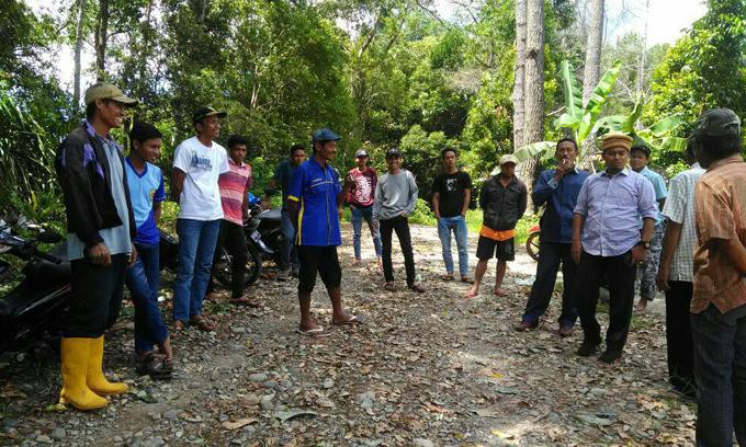 Sikapi Aspirasi Masyarakat, Komisi III DPRD Kunjungi Jalan Rusak di Turungan Baji