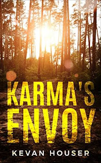 Karma's Envoy - an engaging thriller book promotion sites